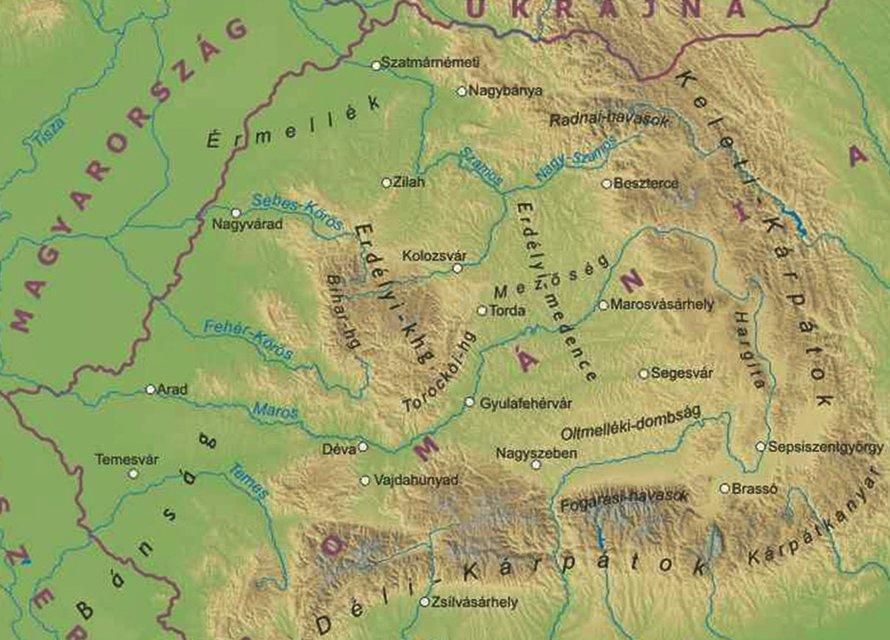 Szék Kolozs megye Erdély Kárpátmedence Románia
